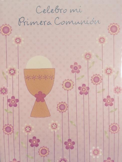 Blister 6 invitaciones primera comunion 41089 busquets - Invitaciones comunion busquets ...